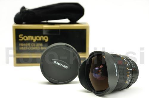 Samyang 8mm 2