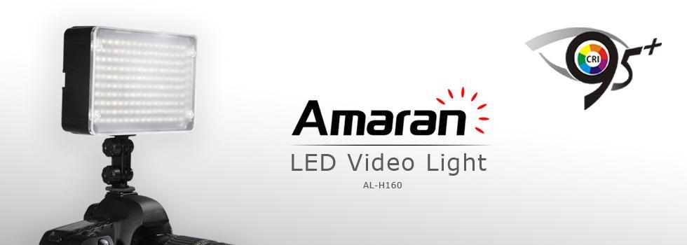 led-video-luc-aputure-amaran-al-h160
