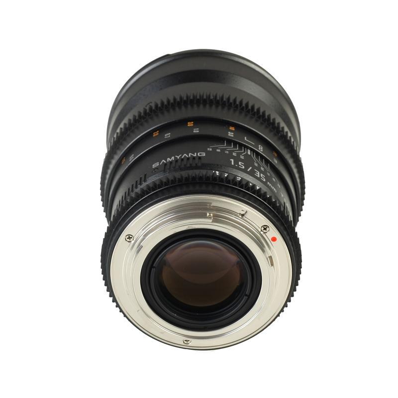 Samyang 35mm f1.4 VDSLR