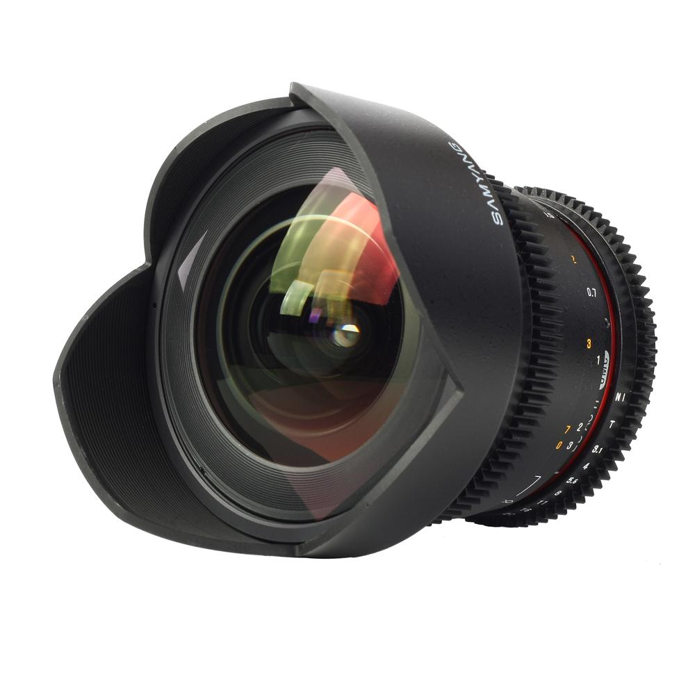 samyang video lens 14mm canon