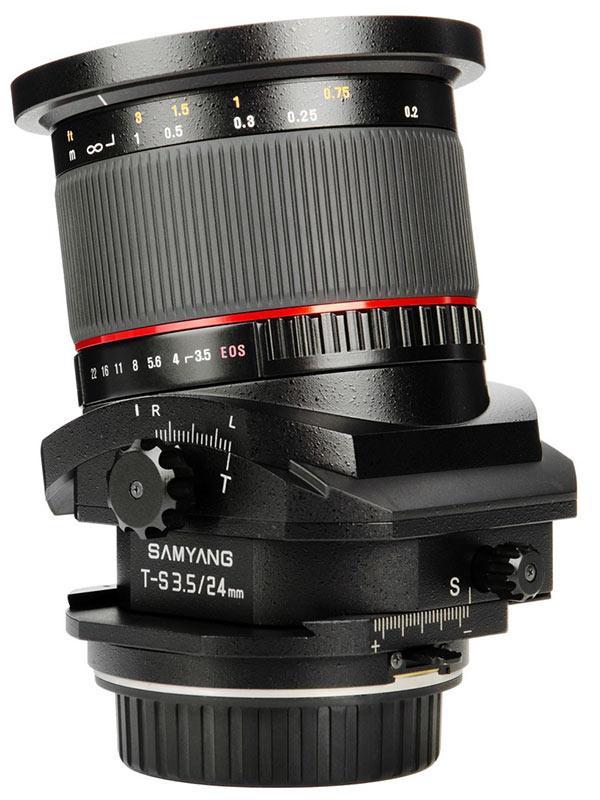 Samyang 24mm TS