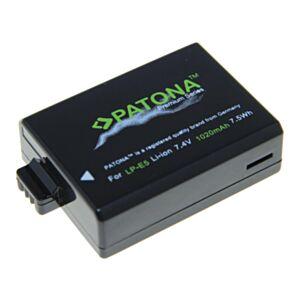 Battery Canon LP-E5 PREMIUM (for EOS 450D,500D,1000D)-Patona