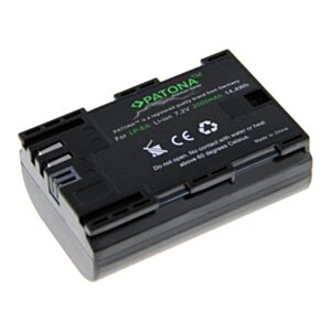 Battery Canon LP-E6 PREMIUM (7D, 70D, 5D mark II, III)- Patona