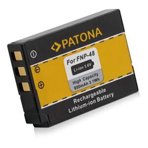 Baterija Fujifilm NP-48 (za Fujifilm X-Q1...)-Patona