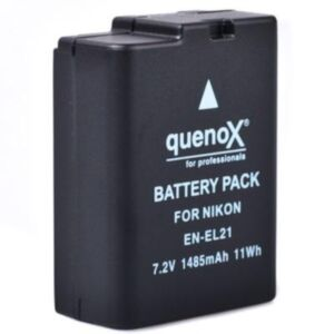 Battery Nikon EN-EL21 (for Nikon 1 V2) - Quenox