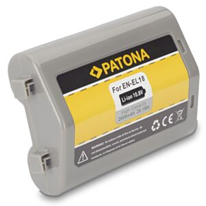 Baterija Nikon EN-EL18 (D4) - Patona