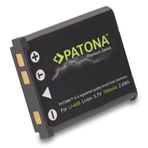 Baterija Olympus LI-40B/LI-42B PREMIUM - Patona