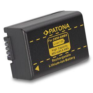Battery Panasonic DMW-BMB9 - Patona