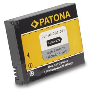 Baterija za GoPro HERO kamere - Patona