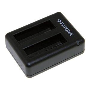 Dvojni USB polnilec za GoPro HERO 4 kamere (HERO4 Black, Silver)