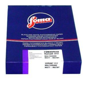 FOMA Fomaspeed Variant 312 - Semi mat (RC) - 13x18cm / 100x papi