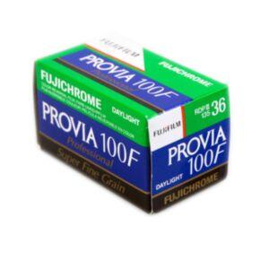 Fujifilm Provia ISO 100F - 35mm - 36