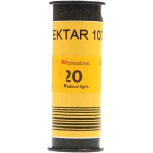 Kodak Ektar ISO 100 - 120 barvni film
