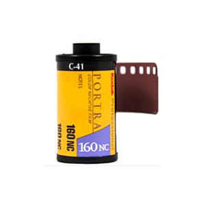 Kodak Portra ISO 160 - 35mm film - 36