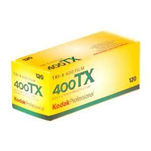 Kodak Tri-X ISO 400 - 120 črno-beli film