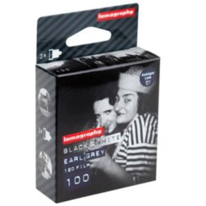 Lomography Earl Grey 100 ISO - 120 barvni film 3 pack