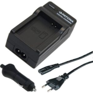 Polnilec baterije za Sony NP-FP, NP-FH, NP-FV (50/70/90)-Patona