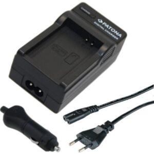 Polnilec baterije za Nikon EN-EL20 - Patona