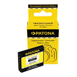 Baterija Fujifilm NP-50 (za Fujifilm Finepix) - Patona