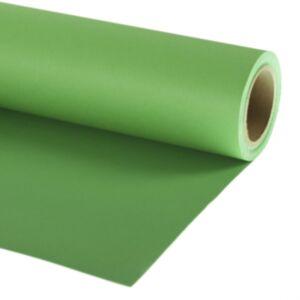 Papirnato studijsko ozadje - 2,72x11m - (Chroma Key) ZELENO