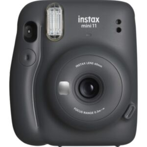 Fujifilm Instax Mini 11 - Charcoal Gray