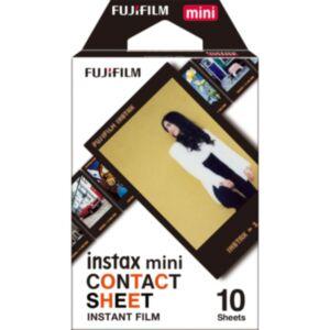 Fujifilm Instax Mini Instant film - Film Contact Sheet okvir