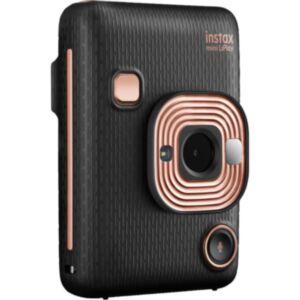 Fujifilm Instax Mini LiPlay (Elegant Black) - črna