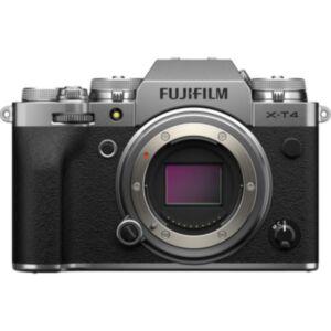 Fujifilm X-T4 ohišje (srebrn)