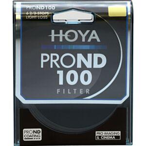 Hoya filter PRO ND100 - 62mm