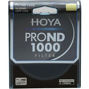 Hoya filter PRO ND1000 - 77mm