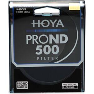 Hoya filter PRO ND500 - 55mm