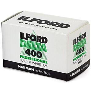 Ilford Delta ISO 400 - 35mm črno-beli film - 36