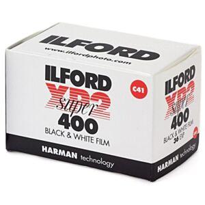 Ilford XP-2 ISO 400 - 35mm črno-beli film - 36