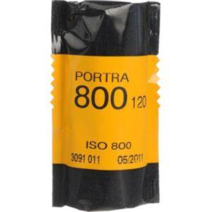 Kodak Portra ISO 800 - 120 barvni film