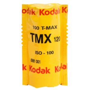 Kodak TMAX ISO 100 - 120 črno-beli film