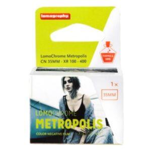 Lomography LomoChrome Metropolis ISO 100-400 - 35mm film - 36