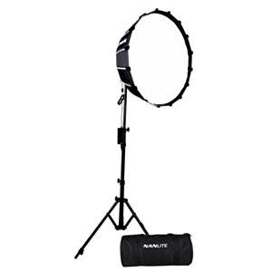 NANLITE Forza 60 LED kit (1x softbox+ 1x stativ)