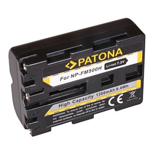 Delta NP-FM500H Battery (for Sony A200, A300, A350, A700, A90)