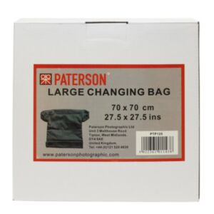 Paterson 70x70cm temnična vreča za filme