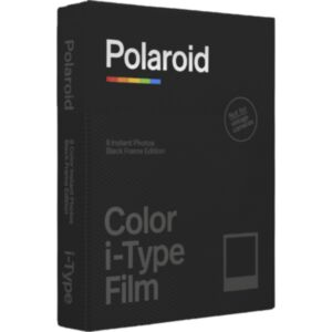 Polaroid barvni film i-Type Black Frame Edition