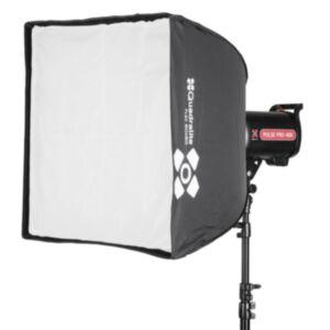 Quadralite Flex hitro zložljivi Softbox 60x60cm