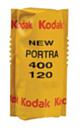 Kodak Portra ISO 400 - 120 barvni film