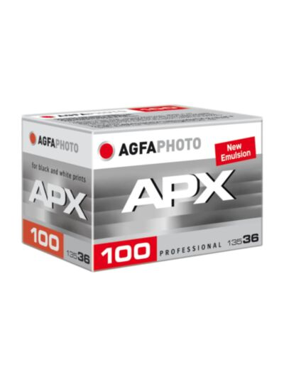 AgfaPhoto APX Pan 100 - 135mm film - 36