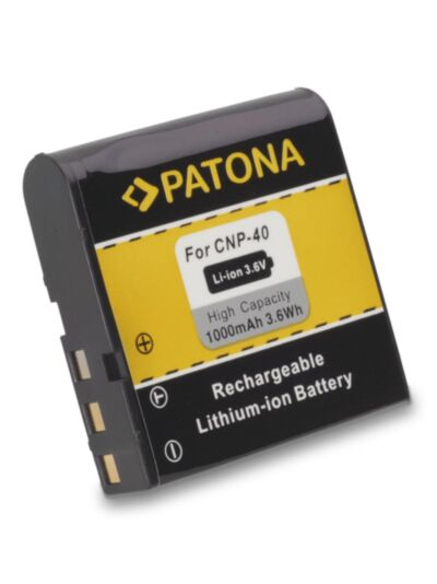 Battery Casio NP-40 - Patona