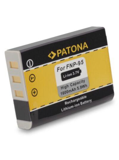 Baterija Fujifilm NP-95 (za Fujifilm X-100S, X30...) - Patona