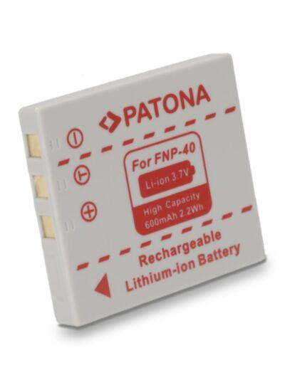 Baterija Fujifilm NP-40 - Patona