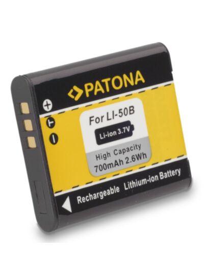 Battery Olympus LI-50B - Patona