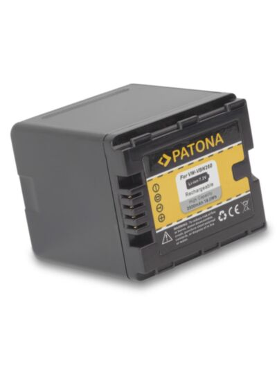 Battery Panasonic VW-VBN260 - Patona