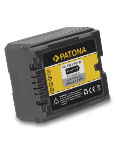 Battery Panasonic VW-VBG130 - Patona