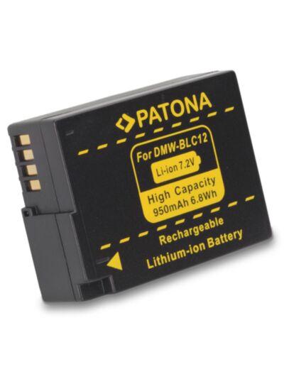 Baterija Panasonic DMW-BLC12 - Patona